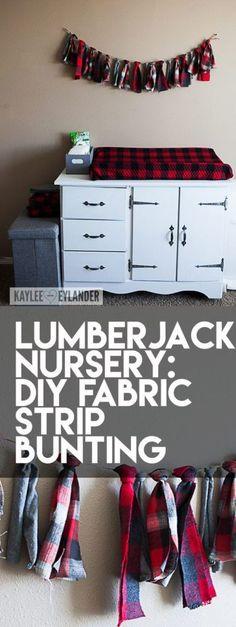 Boys nursery Ideas, Lumberjack Logger Nursery Theme Baby Boy, Buffalo plaid nursery ideas, Boys Nursery ideas, Lumbher jack theme boy's nursery, Boy baby room, DIY projects