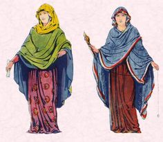 Early Clothing in Costume History - Saxon, Frankish and Anglo Saxon Costume - Fashion History, Costume Trends and Eras, Trends Victorians - Haute Couture Anglo Saxon Clothing, Celtic Clothing, Medieval Clothing, Women's Clothing, Anglo Saxon Kings, Anglo Saxon History, European History, American History, Medieval Life
