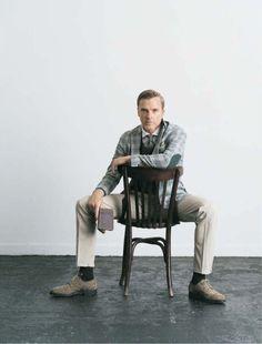 The Bengal Stripe: Mr. David for Gentleman Wardrobe