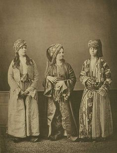 Kurdish, Armenian and Turk womans   by yuecelnabi