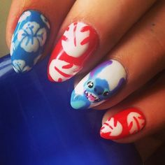 These 21 Disney Nail Art Ideas Will Make You Want To Get A Magical Manicure Yesterday | PlayBuzz