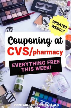 Don't miss whats Free at CVS this week. We match the sales with coupons so you get your Free at CVS items. Check out whats Free at CVS this week. Cvs Coupons, Baby Coupons, Grocery Coupons, Printable Coupons, Manufacturer Coupons, Colgate Toothpaste, Everything Free, Digital Coupons, Makeup Remover Wipes