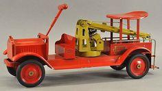 free antique toy appraisals sturditoy, keystone, buddy l vintage space toys appraisals keystoen toy truck with keystone appraisal www.buddyl...