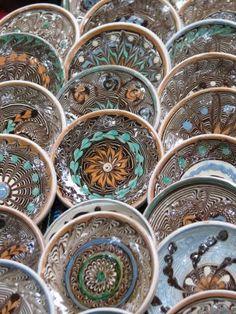 Romanian crafts (mestesuguri romanesti)