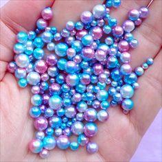Toho Seed Bead Multi-Shape//Colour Mixes Kawaii Purple Mix 10g Tubes x4