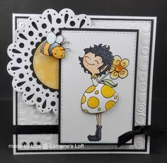 Black/White and a Splash of Colour by yorkshire lass - Cards and Paper Crafts at Splitcoaststampers