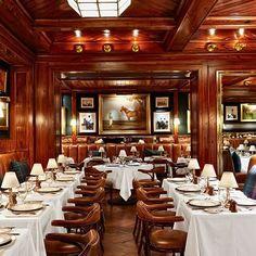 Ralph Lauren's Polo Bar Debuts In Manhattan | Architectural Digest