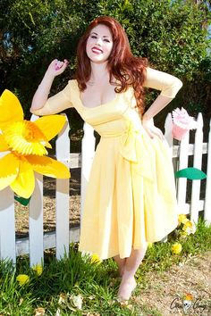 Hey, I found this really awesome Etsy listing at https://www.etsy.com/listing/89994115/1960s-party-dress-bye-bye-birdie-ann
