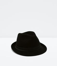 Image 1 of FELT HAT from Zara Xmas Party 3a9a3bf3bd