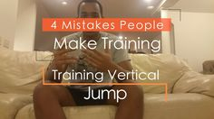http://bestverticaldunktraining.com/ Are you looking for a vertical jump training program or a vertical jump workout program that has plyometrics and strength training? Then check out this video where I teach 4 Common Mistakes Athletes Make When Training Vertical Jump