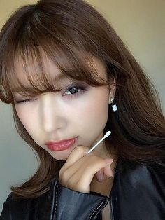 Disseny per a tatuatge! Make Beauty, Beauty Makeup, Hair Makeup, Skin Spots, Face Massage, Facial Treatment, Hairstyles With Bangs, Hair Designs, Face And Body