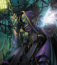 Card Name: Undertaker Artist: Jonboy Meyers