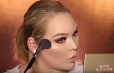 Makeup Tutorials & Makeup Tips : Glamorous and Dramatic Holiday Makeup Tutorial for 2016 - Fashion Inspire Make Up Tutorials, Eyeshadow Tutorial For Beginners, Easy Diy Makeup, Diy Makeup Storage, Glamorous Makeup, Dramatic Makeup, Simple Eyeshadow, Eyeshadow Makeup, Colorful Eyeshadow