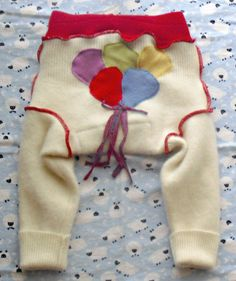 Medium 70 wool and angora diaper cover by MyWoolieBaby on Etsy, $14.00