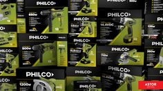 Philco Tools on Packaging of the World - Creative Package Design Gallery