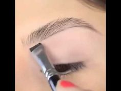 The Perfect Eyebrow 2016 - YouTube