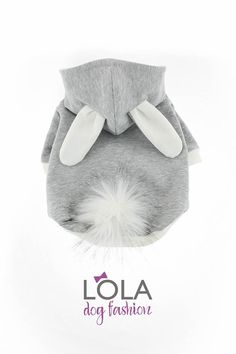 100% Handmade with love for your puppy. If you will ask any of the dogs what is the single most important thing about the clothes they are wearing, 99 out of 100 will bark that it's the quality of the fabrics that make them feel comfy. That's why Lola Dog Fashion use only selected