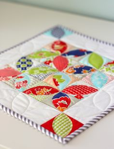 Diary of a Quilter - a quilt blog: Playful Petals Quilts