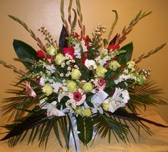 FOR FUNERAL PARLOR AND FOR HOME Fresh flower arrangement or plant can be delivered to a visitation, service, business or residence of your choice. Scripture Cards, Fresh Flowers, Funeral, Flower Arrangements, Floral Design, Floral Wreath, Wreaths, Plants, Home Decor