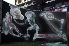 Graffiti Art by Shok Oner