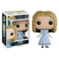 This is a Disney Alice in Wonderland Live Action POP Alice Vinyl Figure that is produced by Funko. Recommended Age: Condition: Brand New and Sealed Dimensions: X 1 Disney Alice in Wonderland Live Action POP Alice Vinyl Figure Disney Pop, Disney Pixar, Alice Disney, Disney Frozen, Pop Figurine, Figurines Funko Pop, Funko Figures, Pop Vinyl Figures, Pop Figures Disney