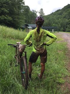 The WV Enduro Series race was a little muddy.