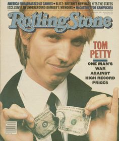 Tom Petty July 23, 1981