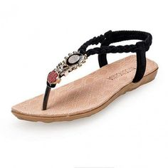 Sunflower Flip Flop Sandals
