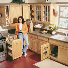 5 ways to create more storage space in the kitchen