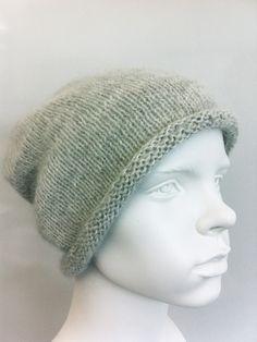 Cozy One-Night-Knit ;)  Model: DROPS Design 150-43 Yarn: 1 Skein DROPS Alpaca 9020 1 Skein DROPS Kid-Silk 01  Free pattern!