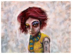 Leith O'Malley is a versatile South Australian artist who loves to work in both traditional and digital mediums. His passion for making art, particular drawing was influenced by the artwork o...