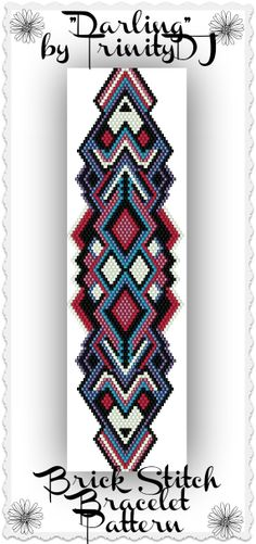 """""""Super Savings Bundle"""" - Peyote no 2 - Get THREE Peyote Stitch Patterns at Discount Price and Save. Please follow this link for more info: https://www.etsy.com/listing/172726409/bp-ss-006-super-savings-bundle-peyote-no?ref=shop_home_active_1"""