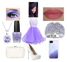 """""""Mal Inspired Outfit (Descendants)"""" by chasingdreams16 ❤ liked on Polyvore"""