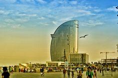 Barcelona - W Barcelona Hotel