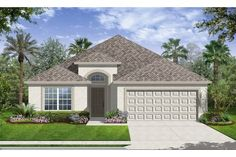 Corsica by Lennar at The Estates at Wilson Preserve