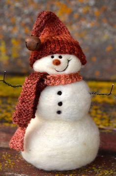 Snowman #189 by Teresa Perleberg