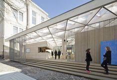 Dezeen » Blog Archive » The World Design Capital Helsinki 2012 Pavilion by Aalto University Wood Studio students