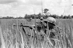 Les Inrocks - Des milliers de clichés oubliés de la guerre du Vietnam resurgissent