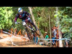 Charging the Downhill MTB Track in Cairns: Finals Highlights | XThrills