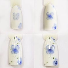 Пошаговый маникюр | Дизайн ногтей