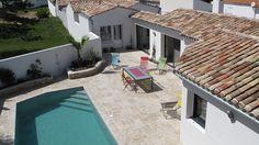 Maison La Couarde Ile de Ré FranceI vue aérienne de maisonlacouardeiledere