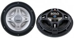 """NX12FD 1800 Watts 12"""" Low Profile Subwoofer MSRP - $119"""