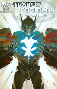 Transformers Primacy #1 Cover B Variant Sarah Stone Subscription Cover