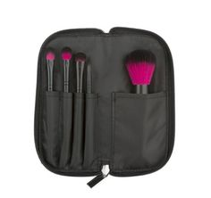Coastal Scents Color Me Fuchsia Makeup Brush Set *** To view further for this item, visit the image link.