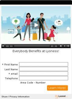 Everybody Benefits at Lyoness!