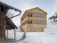 Baumann Roserens - Duplex house, Siebnen 2012. (C) Roger Frei