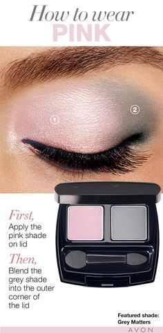 How to wear pink #AvonCanada