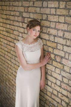 Helena Gown   Sharon Hoey Irelands Leading Wedding Dress Designer
