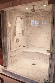 Essential steps to awesome bathroom shower remodel Master Bathroom Shower, Bathroom Layout, Small Bathroom, Rustic Bathroom Shower, Tuscan Bathroom, Bathroom Showers, Attic Bathroom, Bathroom Interior Design, Interior Ideas