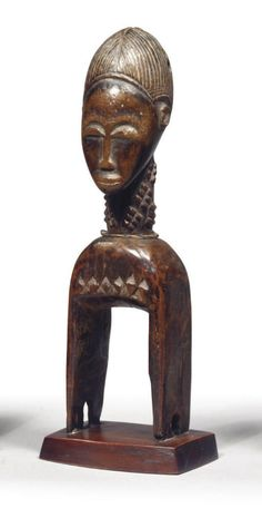 POULIE BAOULE Art Africain, Ivoire, Decoration, Bookends, Home Decor, African, Decor, Decoration Home, Room Decor
